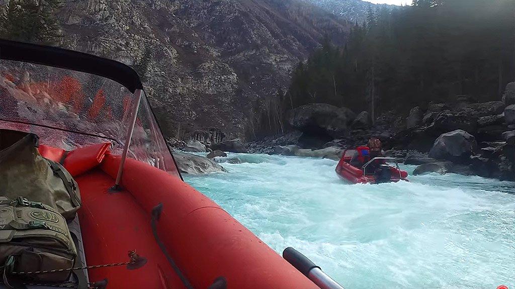 Не туристический Алтай   забрались туда, где нет дорог