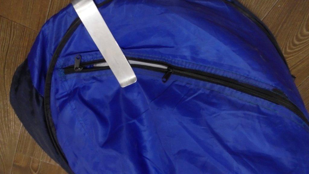 Скоба фиксатор для палатки-автомат