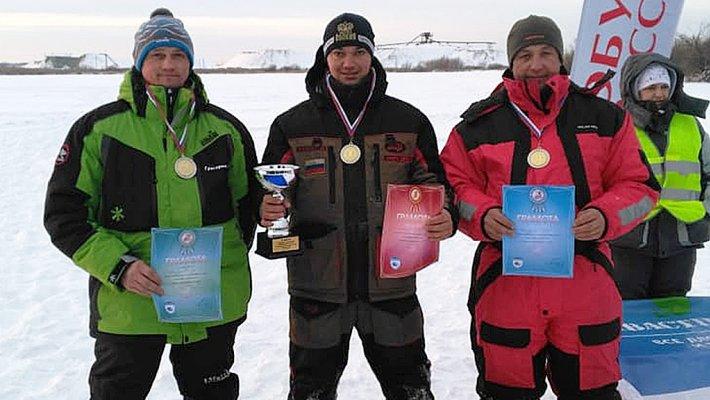 Дан старт сезону спортивной мормышки в Новосибирской области!
