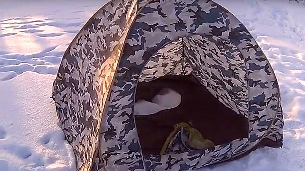 Как собрать палатку Трансформер