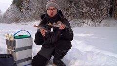 Зимняя блесна в глухозимье. Зимняя рыбалка 2020