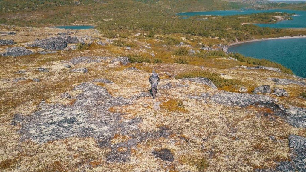 Рыбалка в Арктической тундре. В поисках пятен... Кольский полуостров