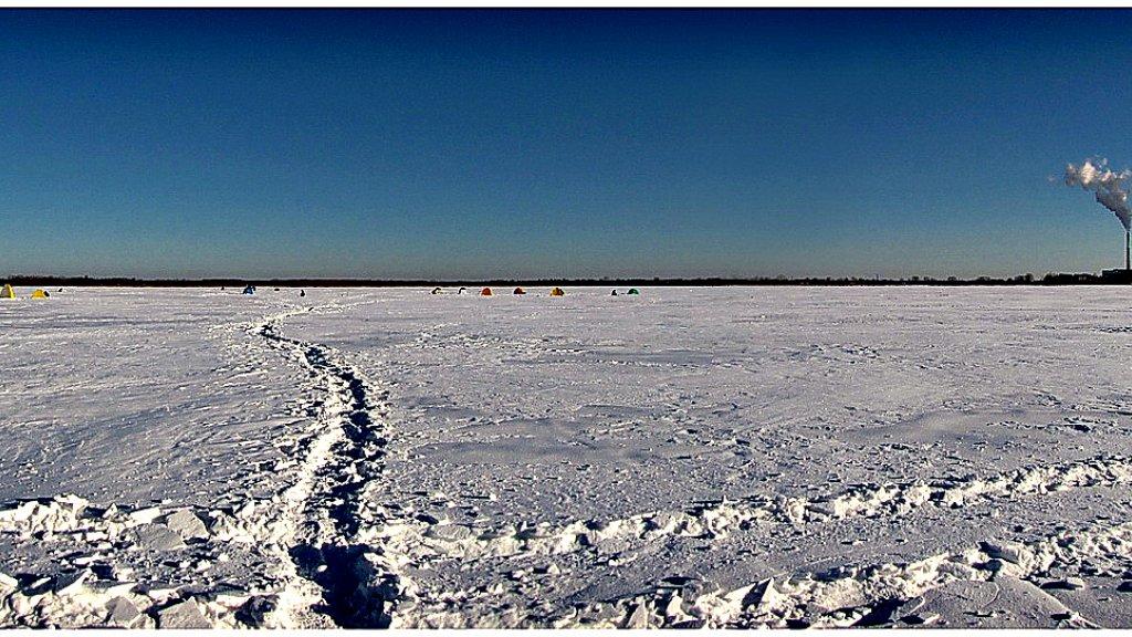 Рыбалка на озере Яркуль