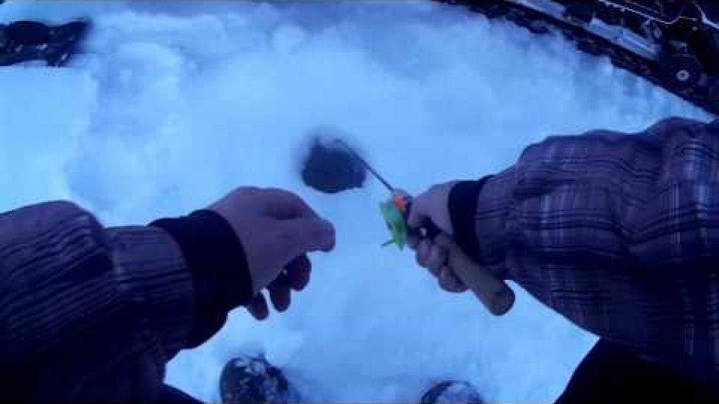 Рыбалка судак.видеоотчёт за 26.02.2020
