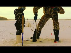 Зимняя рыбалка на жерлицу. Ловля крупной щуки