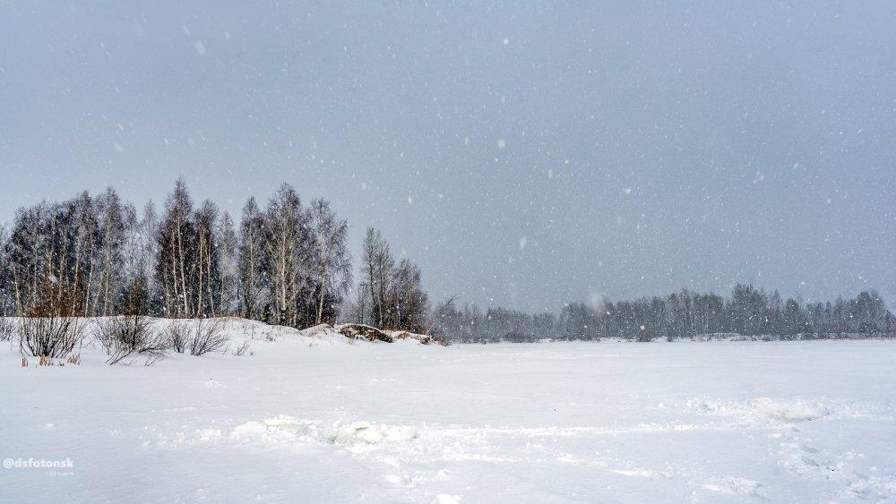 Марусинская снежность ❄