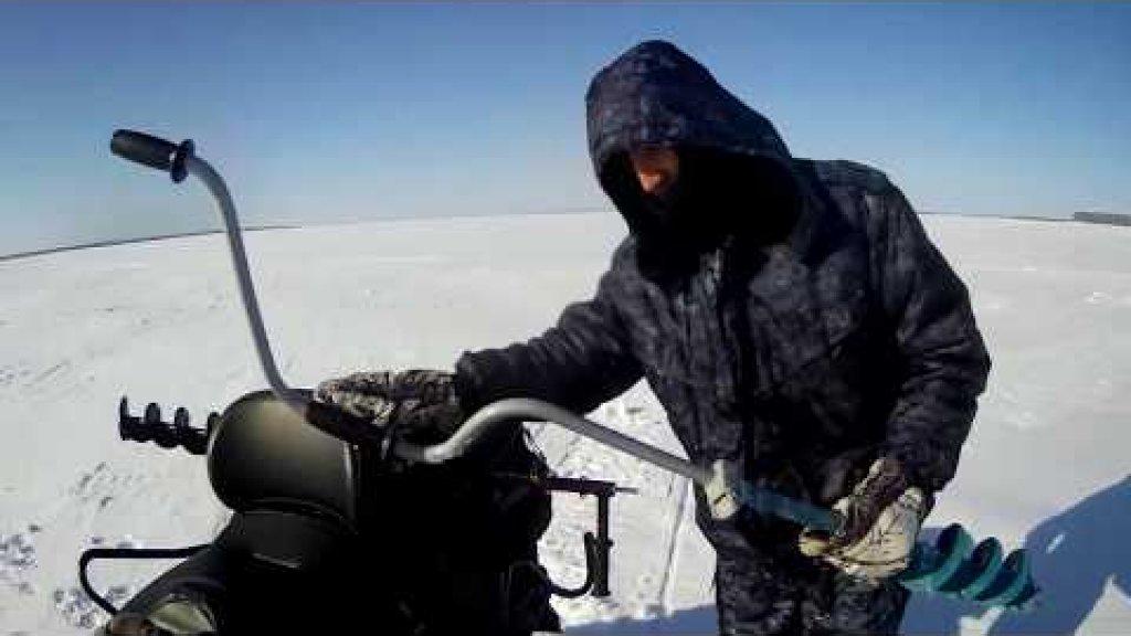 Рыбалка на судака  видео отчёт 06.03.2020