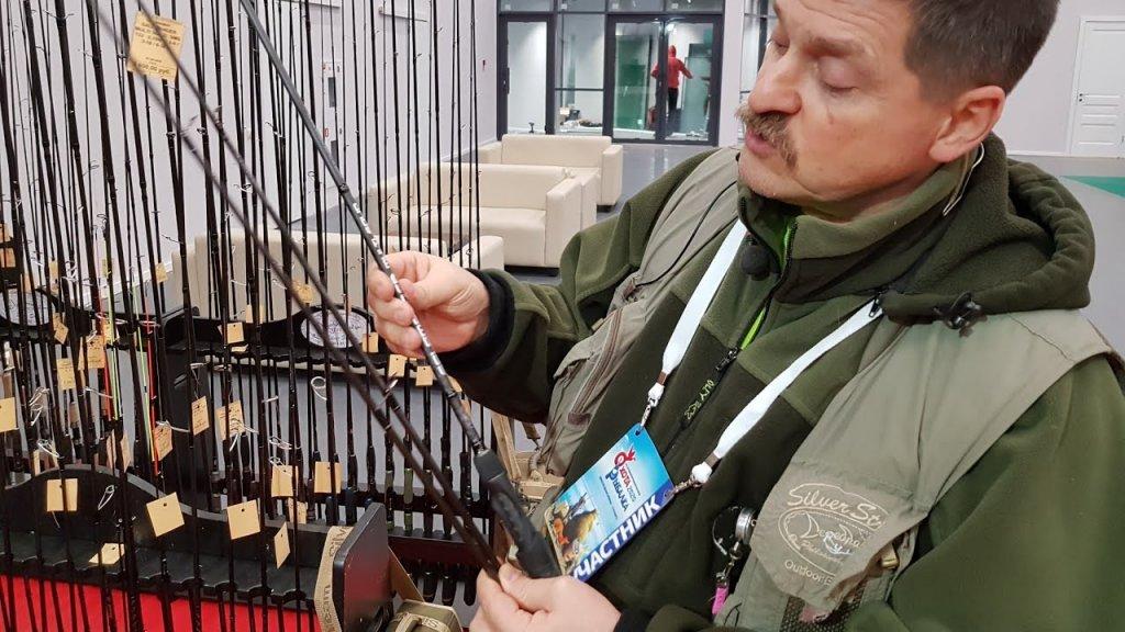 Обзор новинок Серебряного ручья с выставки Охота и Рыбалка 2020