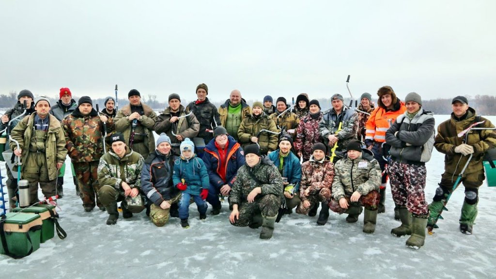 Закрыли сезон зимней рыбалки, и проверили любительские соревнования