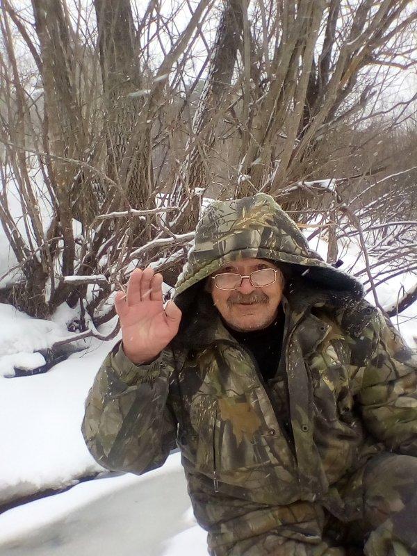"""Зимой и летом одним цветом. (товарищ """"без ника"""" Анатолий)"""