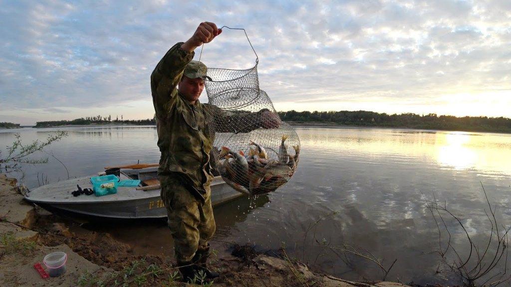 Рыбалка на донку. Республика Коми