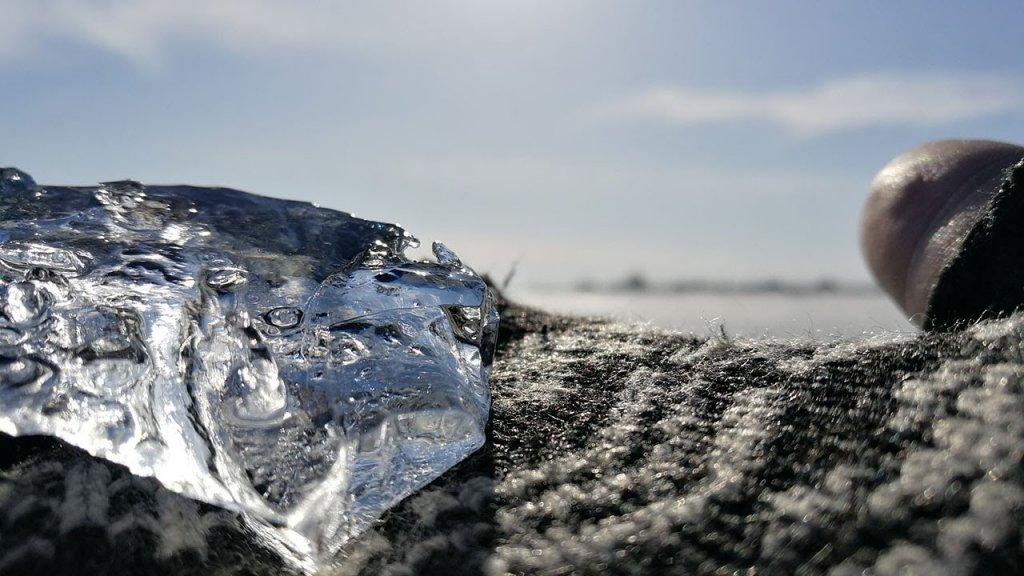 Последний лед 2020. Закрываем рыбалку на Обском водохранилище поисками судака