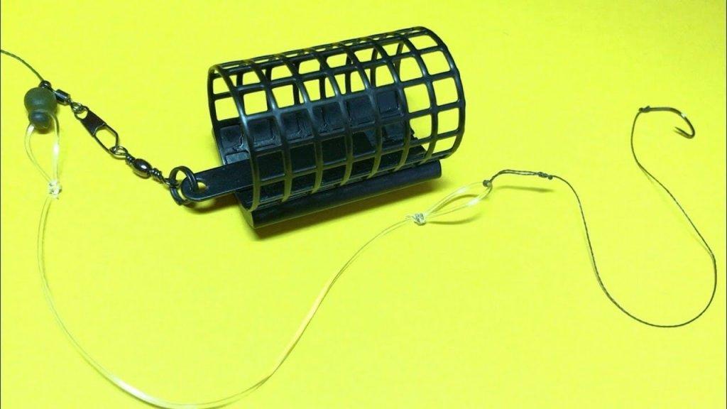 Фидерная оснастка инлайн со съемной бусиной | фидерный монтаж фидер inline | фидерная рыбалка 2020