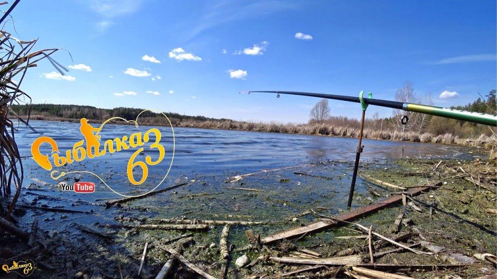 Рыбалка на карася, в удовольствие с поплавком весной