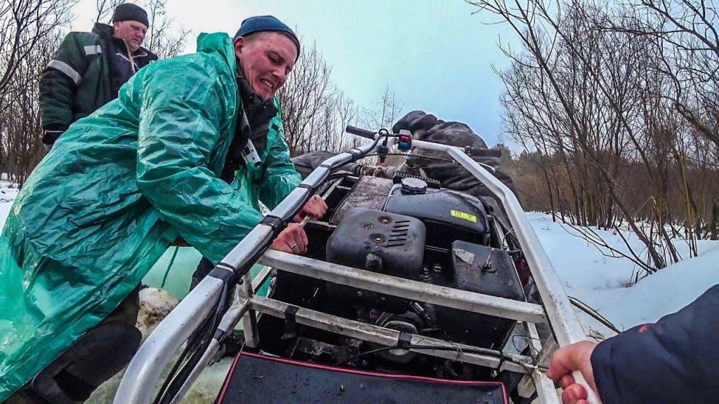 Рыбалка с андреем маслаковым. Люля-кебаб из лосятины на мангале