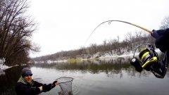 Сплав по реке Северский Донец. Рыбалка на спиннинг