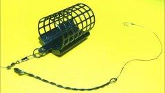 Топ 2 Новых монтаж фидерной оснастки | фидерная оснастка инлайн | фидер для начинающих | рыбалка 2020