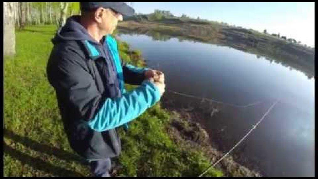Рыбалка на трёх платных водоёмах.видео отчёт 08.05.2020