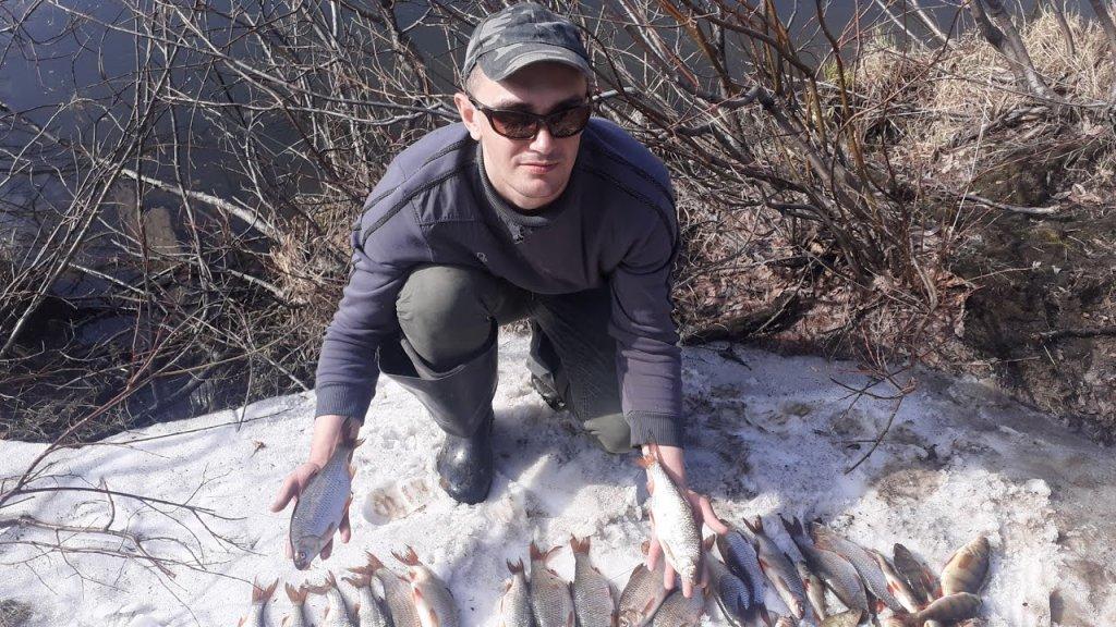 Хорошая  рыбалка и просто  отдых