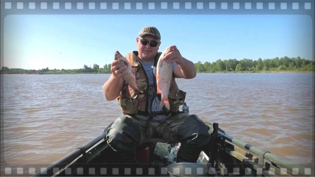 Первая рыбалка 2020 и сразу же с трофеями!