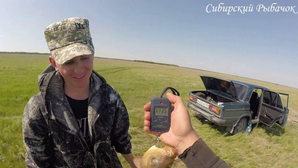 Рыбалка на Щуку и Сазана. В поиске трофея. Рыбалка в Сибири 2020 Сибирский странник