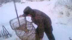 Запор - старый дедовский способ ловли на Руси. Браконьерство?