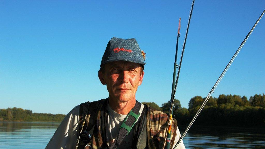 """Обской нахлыст. Поиск """"рыбных перекатов"""""""