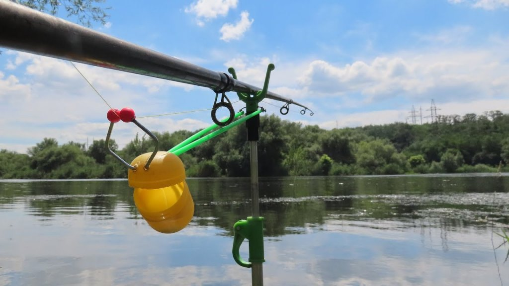 Pacman(Антиветер) сигнализатор поклевки для рыбалки своими руками для фидера и донки