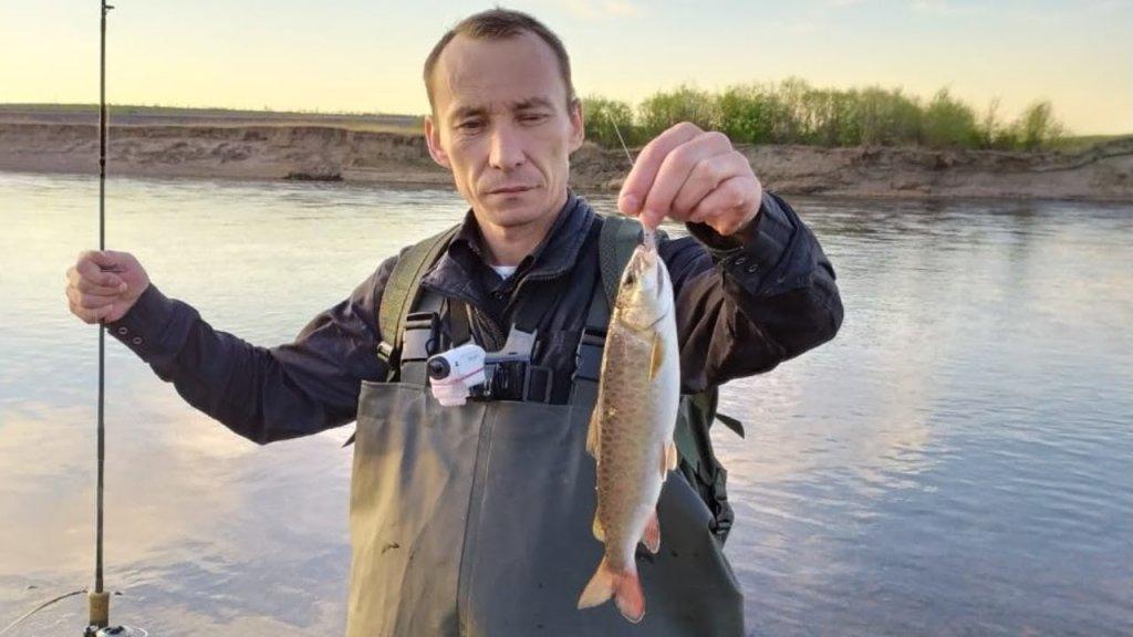 Рыбалка на спиннинг летом 2020