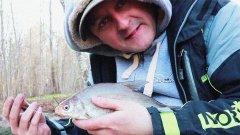 И на малой речке водится крупная рыбка