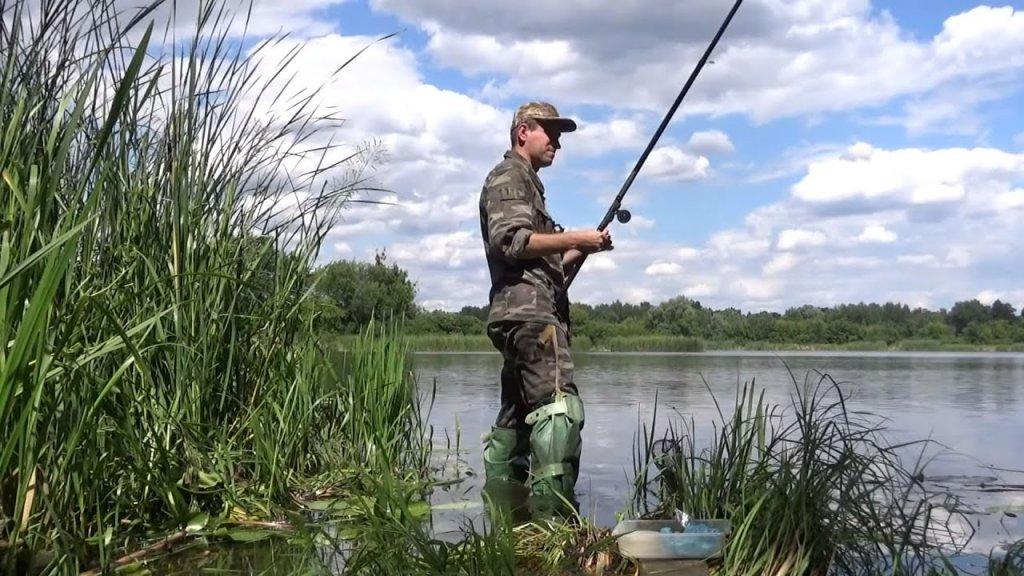 Рыбалка на поплавок  Секрет мастырки и ловли