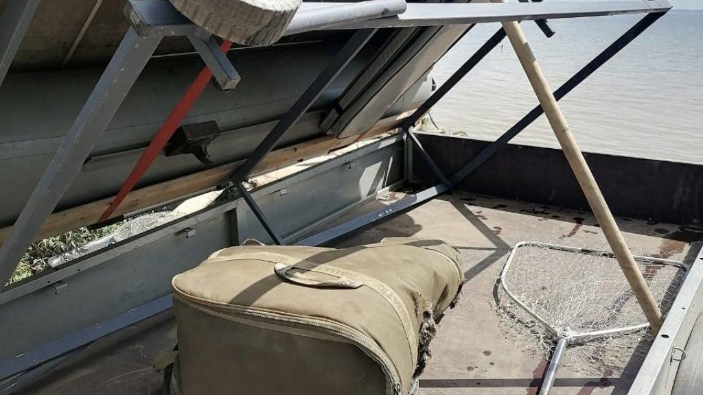 Вкладыш для лодки для прицепа