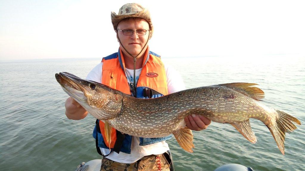 Трофейная рыбалка как в Якутии!