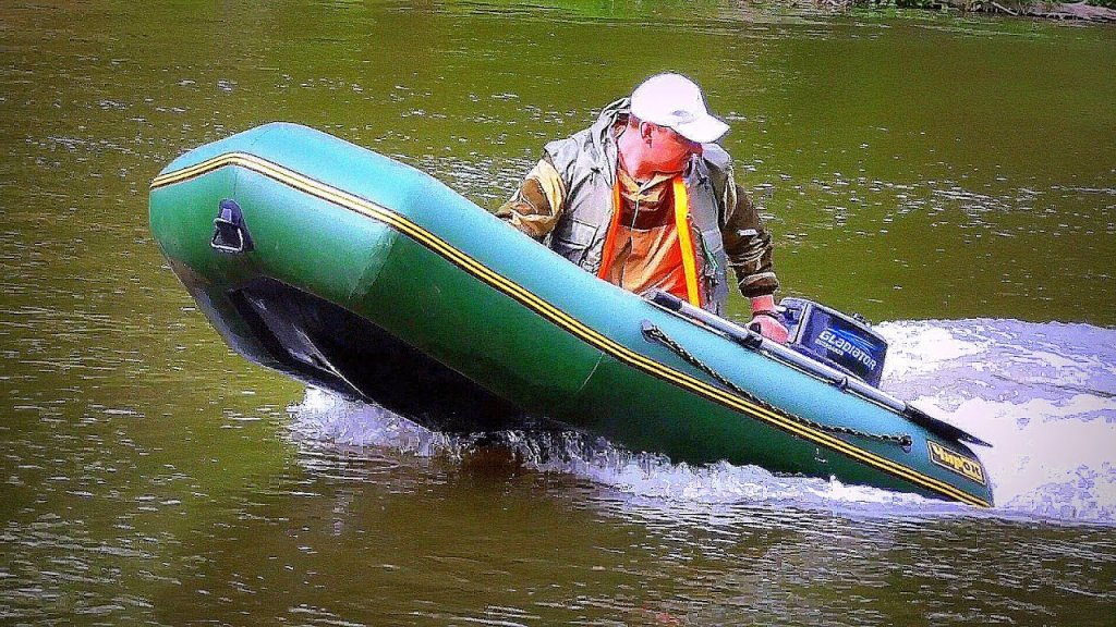 """Лодка пвх """"чирок-290к"""" и мотор gladiator 5 л.с. Обзор!"""