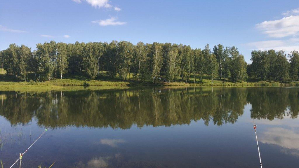 Озеро Раздольное