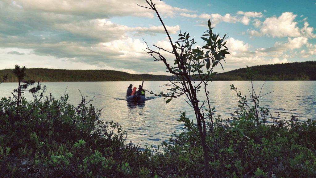 Кольский полуостров. Неизведанные горизонты. Первая рыбалка сезона. Открыли для себя новый маршрут.
