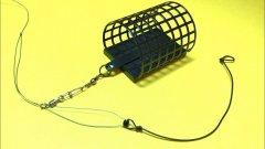 №1 фидерная оснастка инлайн на шнуре | фидер для начинающих | фидерные монтажи | рыбалка 2020