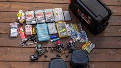 Что в ящике MEIHO? Набор снастей для любой рыбалки! Рыбалка с Fishingsib