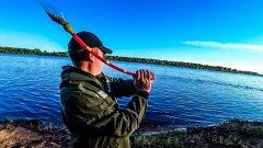 #рыбалка на язя в проводку с берега/не густо но и не пусто!