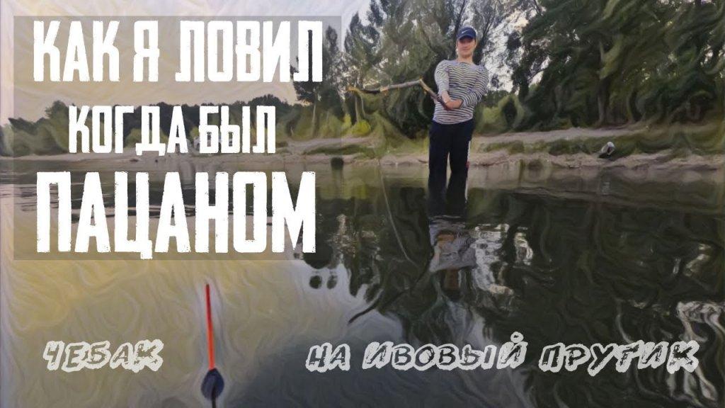 Рыбалка КАК В ДЕТСТВЕ / Плотва на ивовый прутик