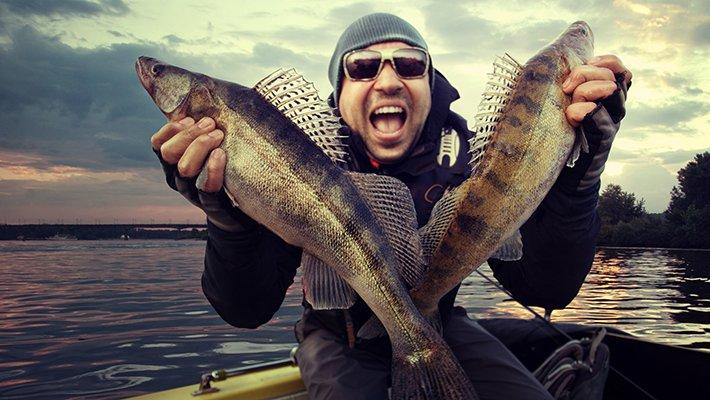 Поздравляем с Днем Рыбака