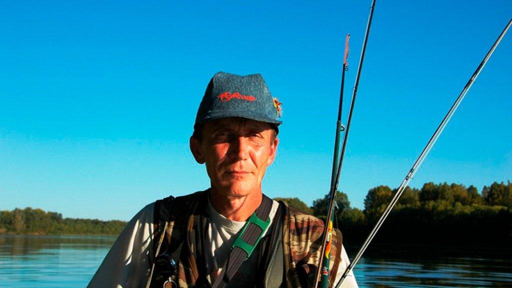 Интервью. Спиннинг на последние деньги или как Сергей Шаталов стал рыбаком
