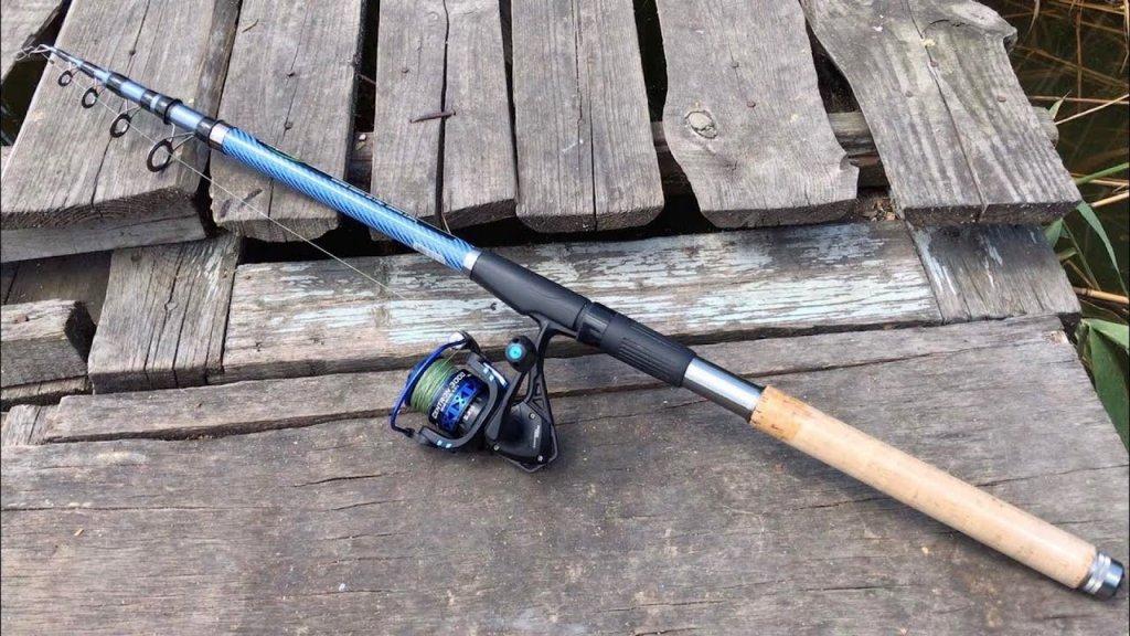 Лучший телескопический спиннинг для начинающих   kalipso navigator pro обзор и тест   рыбалка 2020