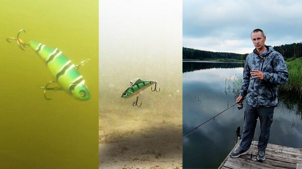Как ловить на раттлины спиннингом летом? 5 лучших проводок и секреты применения
