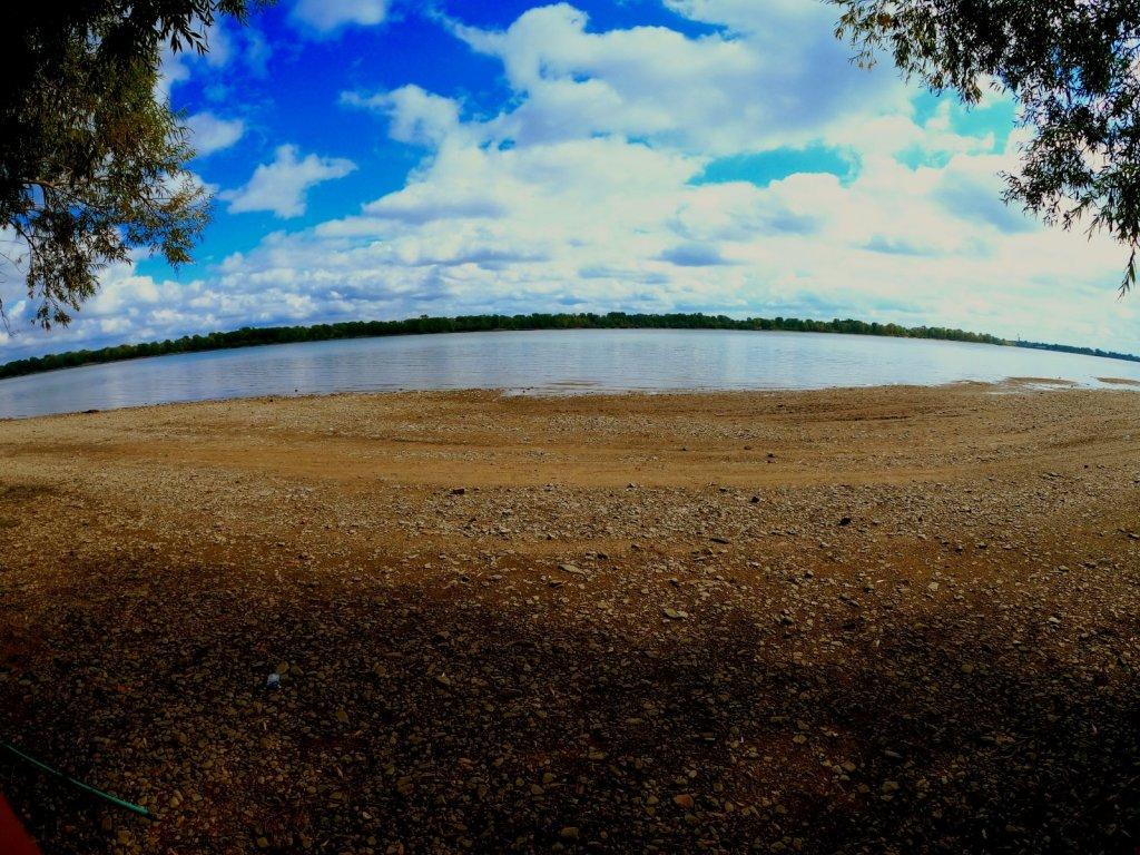 Уровень воды в Огурцово