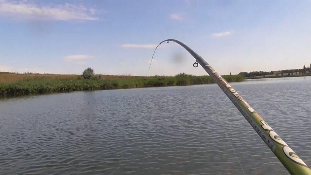 Рыбалка на карпа с лодки на поплавок 2020