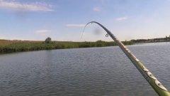 Рыбалка. КАРП на ПОПЛАВОК. Рыбалка на карпа с лодки на поплавок 2020