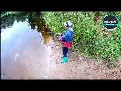 Идеальная рыбалка с сыном