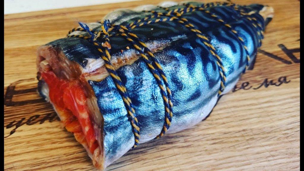 КОПЧЕНАЯ СКУМБРИЯ и КРАСНАЯ РЫБА. Рыба горячего копчения у себя дома.
