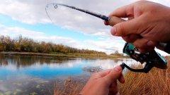 """Какого """"воблера"""" происходит?! Щуки долбят в заглот! Осенняя рыбалка на бюджетные воблеры."""